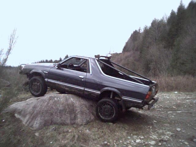 Subaru Brat Experience Ih8mud Forum