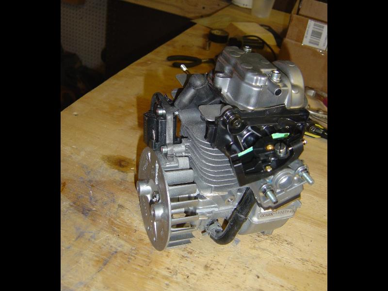 GX35 Pics and one homelite (pic of completed engine added) - RCU Forums